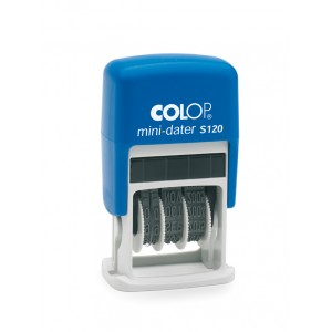 Colop S120 Mini Dater ↓