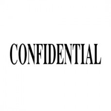 Stock Stamp S-09 Confidential ↓