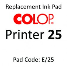 Colop 25 Ink Pad ↓