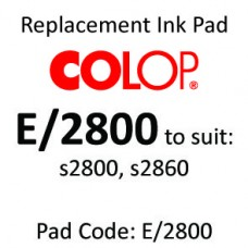 Colop E/2800 Ink Pad ↓