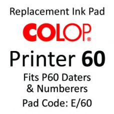 Colop 60 Ink Pad ↓