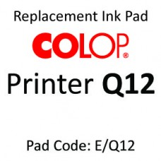 Colop Q12 Ink Pad ↓