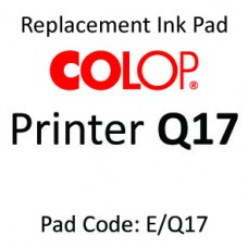Colop Q17 Ink Pad ↓