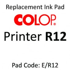 Colop R12 Ink Pad ↓