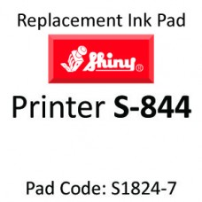 Shiny 844 Ink Pad ↓